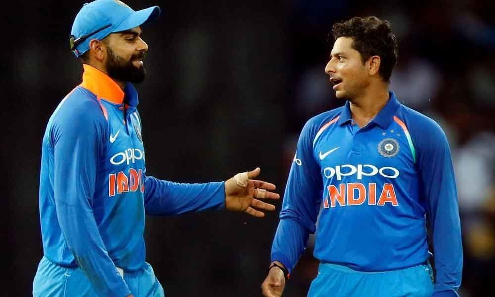 Kohli trusts Indias spinners to be game changers at World Cup: Kuldeep Yadav