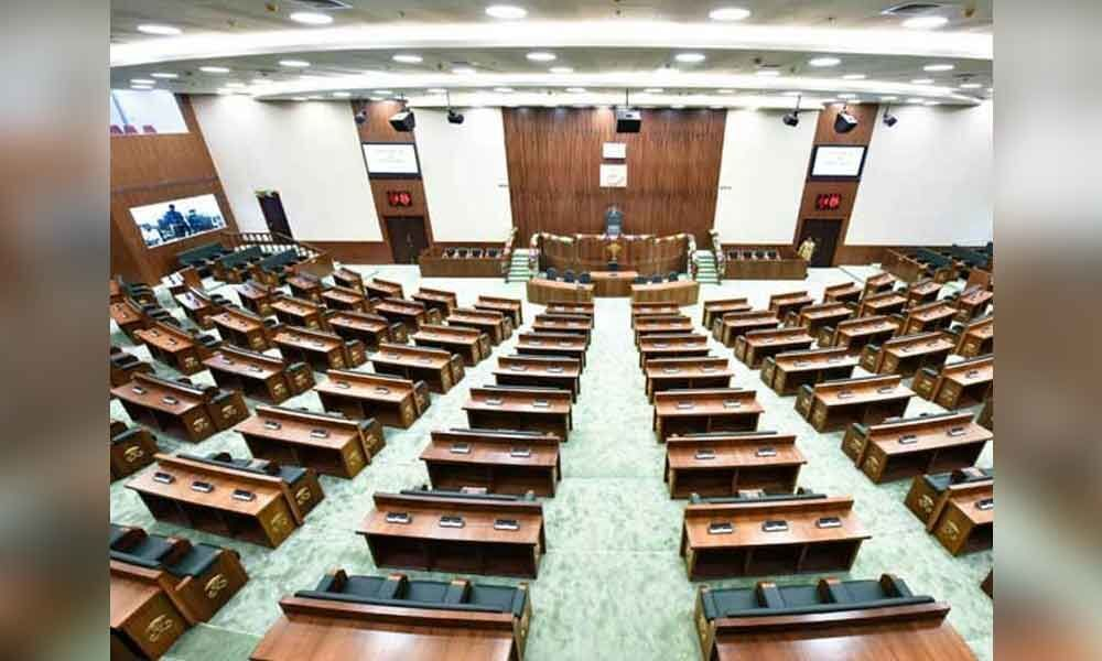 AP Assembly sessions to begin from 12th June