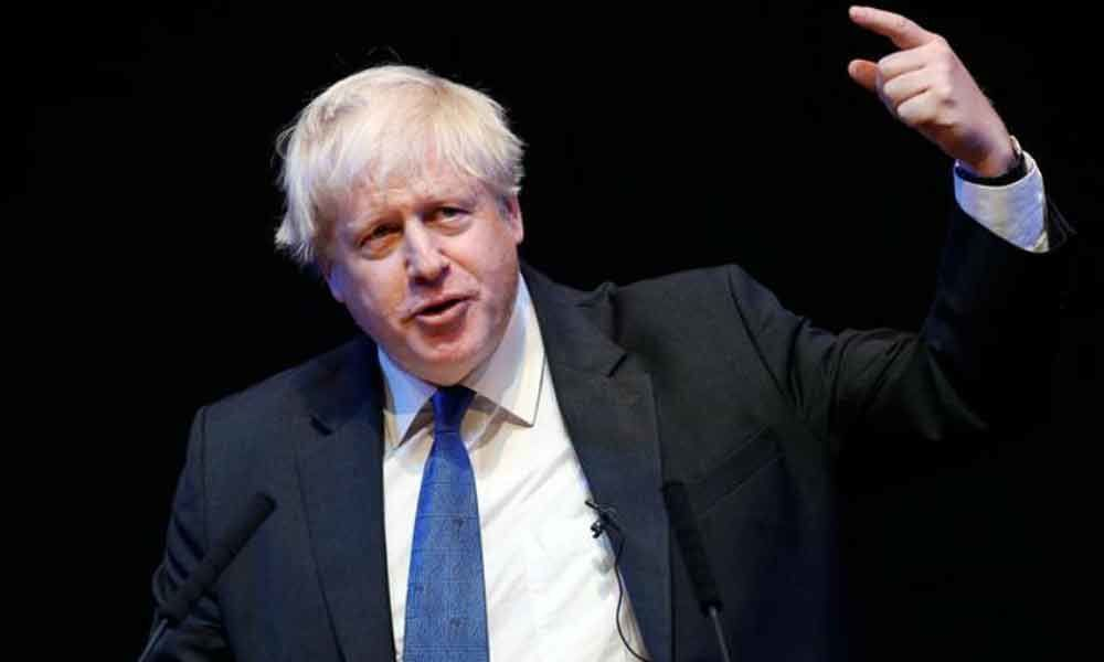 Boris Johnson launches campaign to become next British PM after May