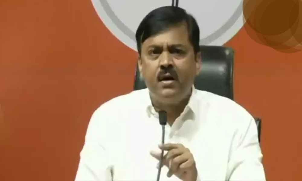 SP-BSP coalition unprincipled, bound to collapse: BJP