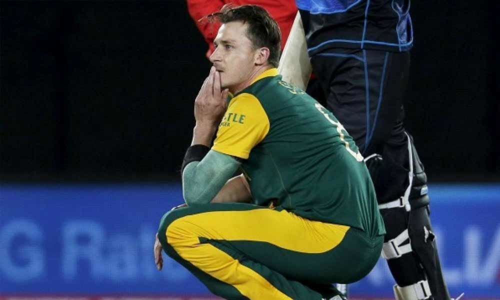 Dale Steyn ruled out of World Cup, no chance of bowling in near future