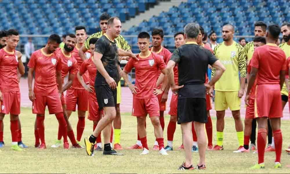 Football crazy Buriram ready to host India