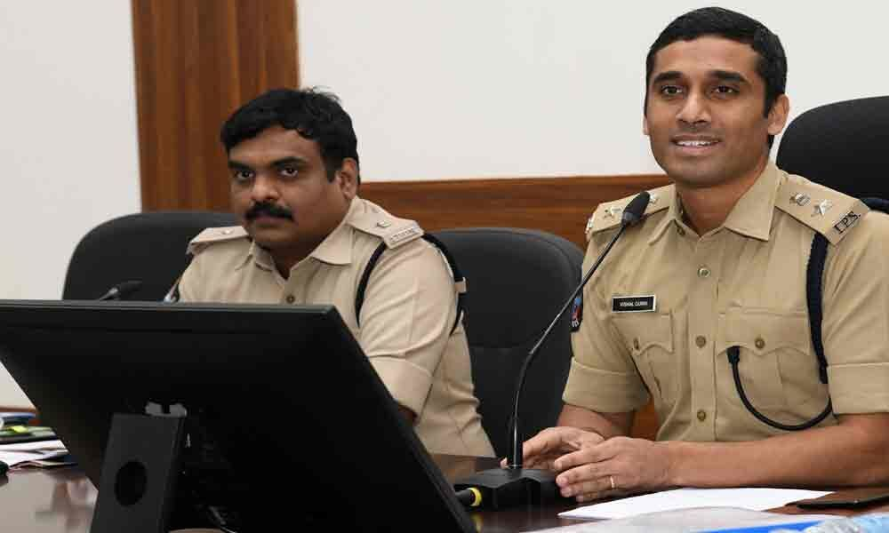 Cops urged to pay special attention on cyber crimes