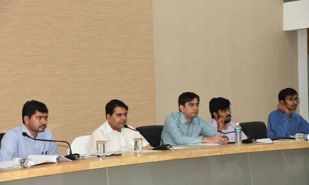 High alert required to tackle natural calamities: Kartikeya Mishra