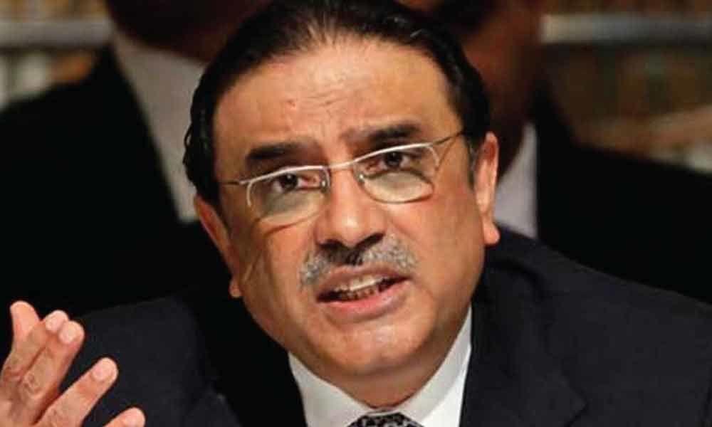 Former president Asif Ali Zardari vows to remove Imran Khan