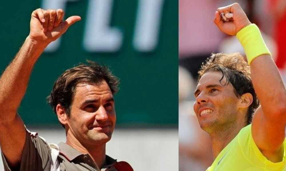 Rafael Nadal v Roger Federer-- previous Roland Garros meetings