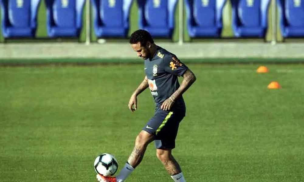 Neymar will play Copa America despite scandal - CBF