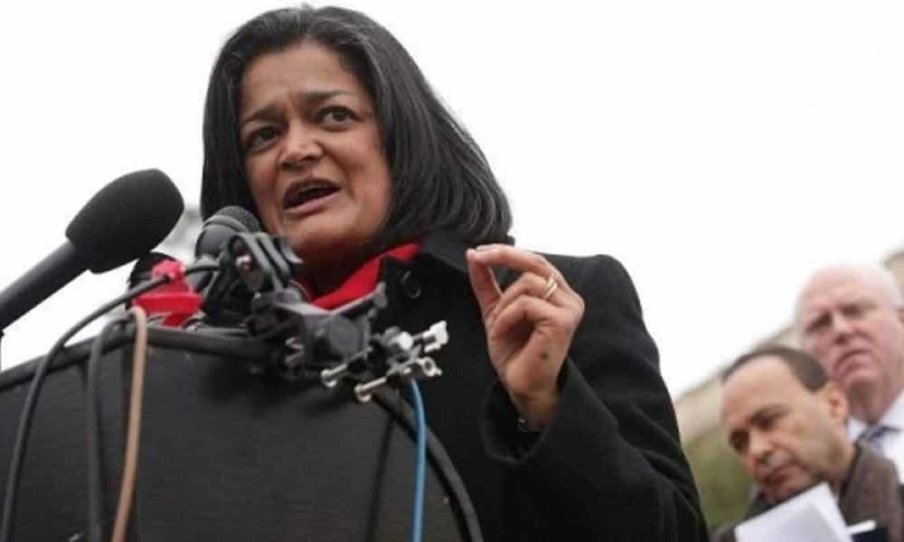 Chennai-born Pramila Jayapal becomes first Indian American woman to preside over US House