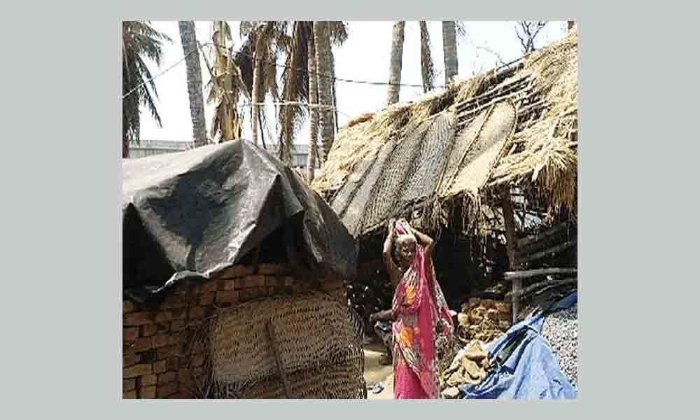 Fani victims yet to get compensation in Srikakulam