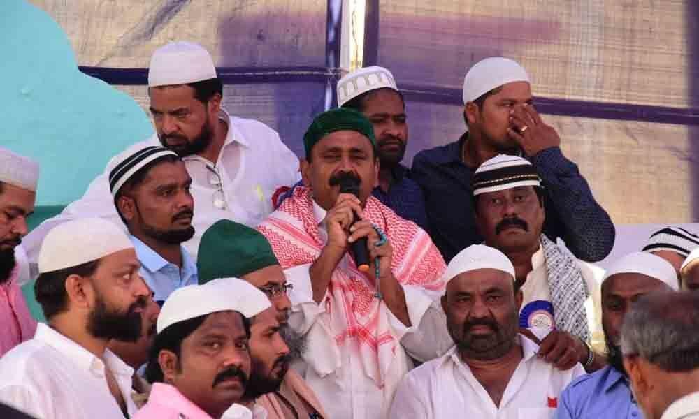 Fervour marks Ramzan : Tirupati