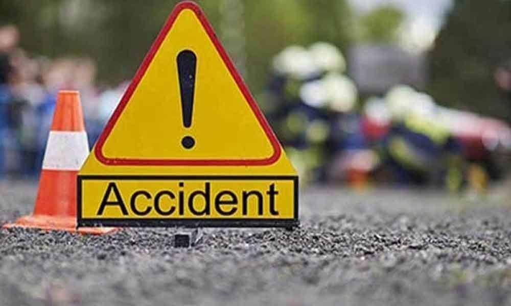 Six killed in accident in Hardoi