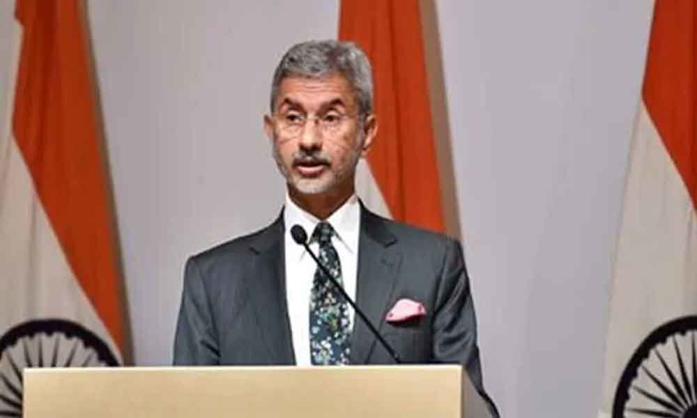 Certain problems in SAARC: Jaishankar hints at Pakistan