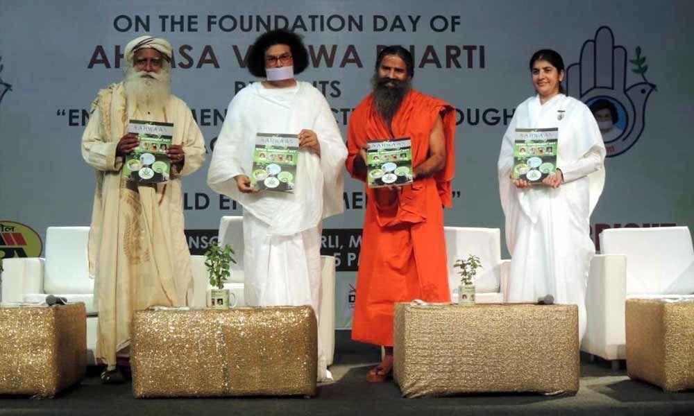 Ahimsa Vishwa Bharti Launched International Campaign for Environment Protection