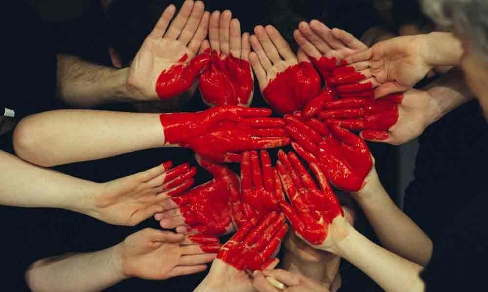 Love is not restricted feeling, its devotion