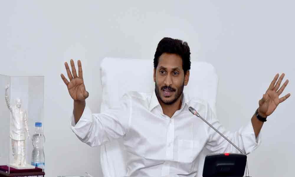 Jaganmohan Reddy personally invites MLAs to be inducted into Cabinet