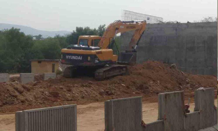 Railway Overbridge construction: 10,000 commuters put to hardship in Tirupati