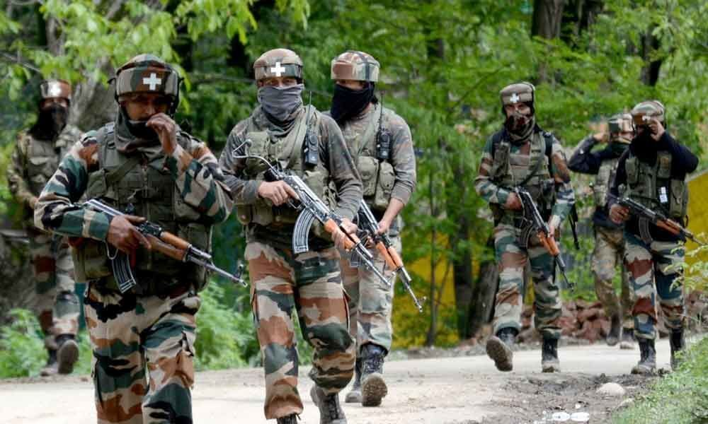 Deserter SPOs among 4 militants killed in Pulwama