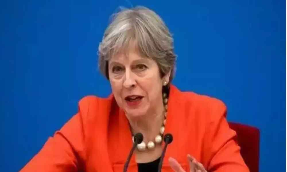 British PMTheresa May steps down as party leader, starts succession race
