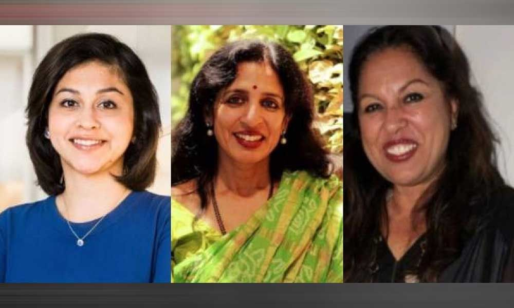Three Indian-origin women named in Forbes list of America