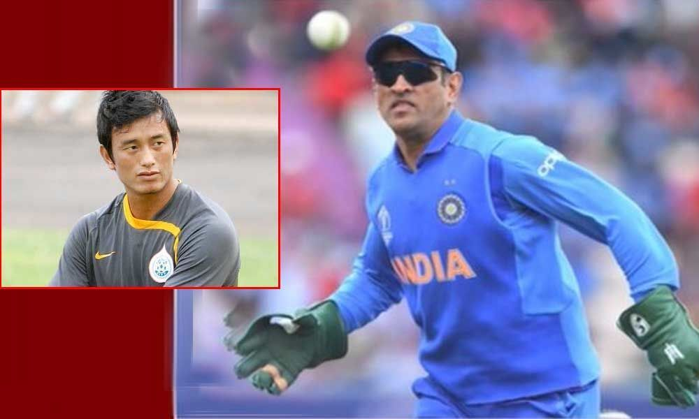 #DhoniKeepTheGlove  : Baichung Bhutia says nothing above the laws of the sport