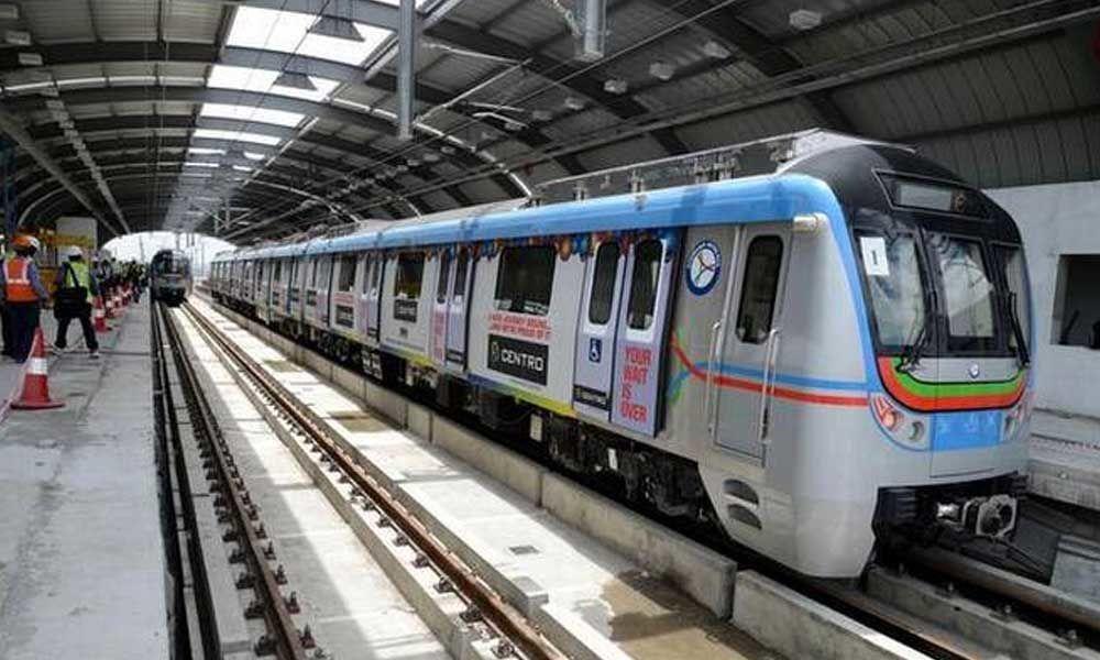 HMRL to run extra Metro trains for Fish Prasadam