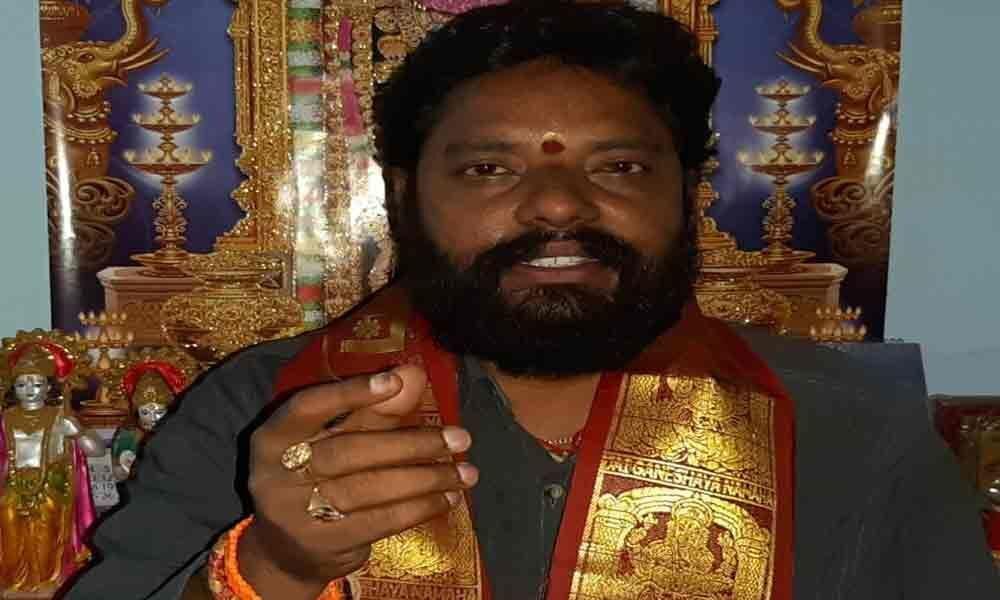 Plea to appoint Hindu as TTD chairman