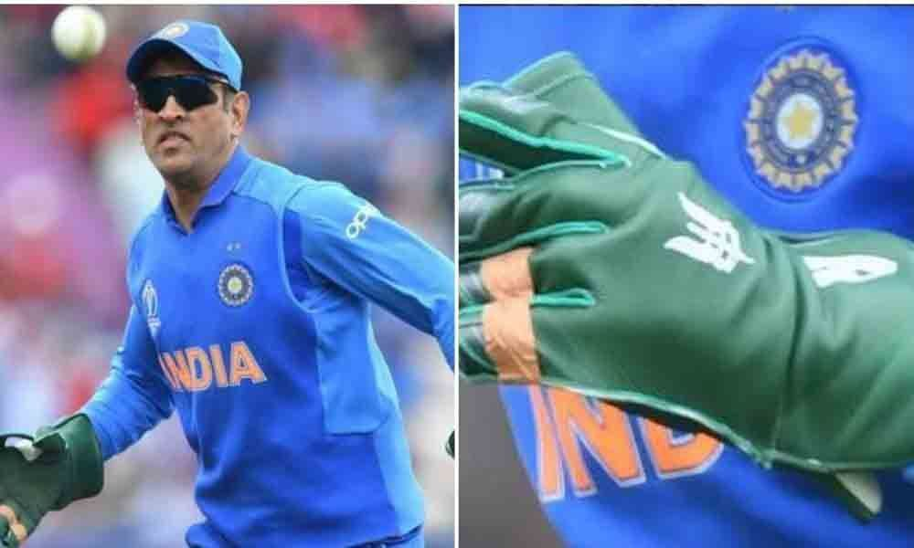 Cant allow Army insignia on Dhonis gloves, ICC tells BCCI