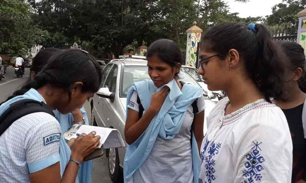 Students create awareness on cleaner Visakha