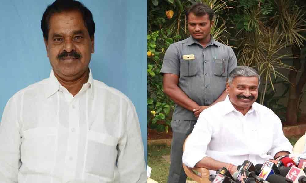 Ramachandra Reddy, Narayana Swamy to get Cabinet berths