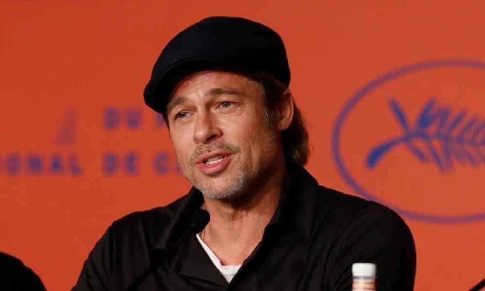 Brad Pitt denounces Straight Pride Parade