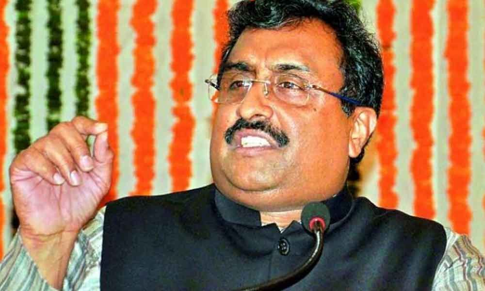 BJP means Nationalism, it is in partys DNA: Ram Madhav