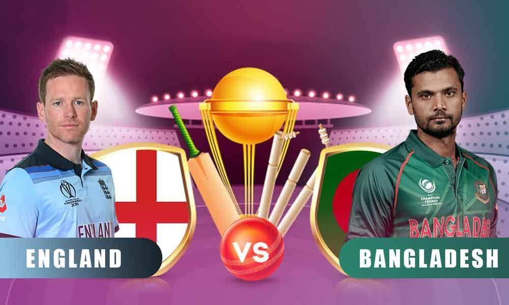 ICC World Cup 2019 Match 12 ENG vs BAN Match Prediction: Who will win today