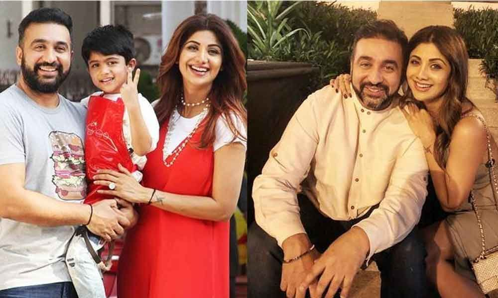 Raj Kundra the actress Shilpa Shettys Husband wishes her in the most special way on her Birthday