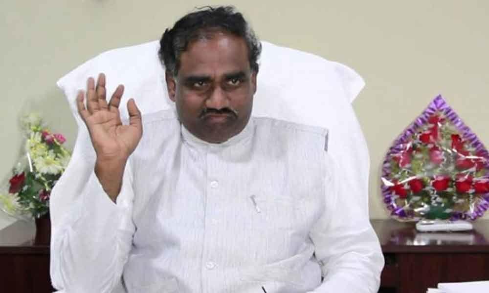 Ravela Kishore Babu quits Janasena party