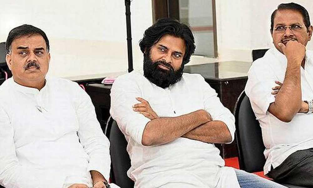 Pawan Kalyan becomes serious at review meeting, says no to movies