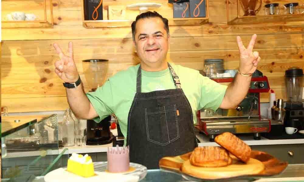 No boundaries for eating: Vicky Ratnani