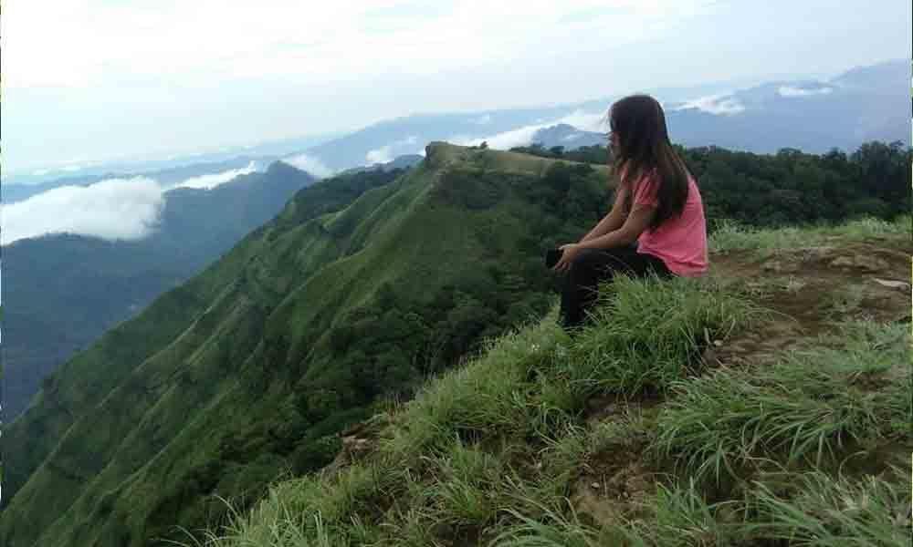 Mizorams hot spot: Reiek Tlang hill