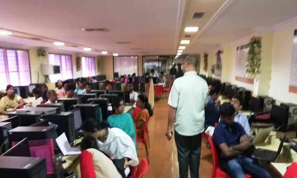 MVGR hosts faculty development programme