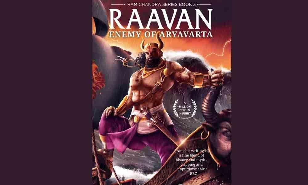 Amish releases the cover of Raavan - Enemy Of Aryavarta