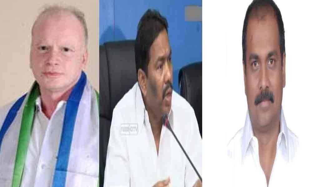 East Godavari gets three Cabinet berths
