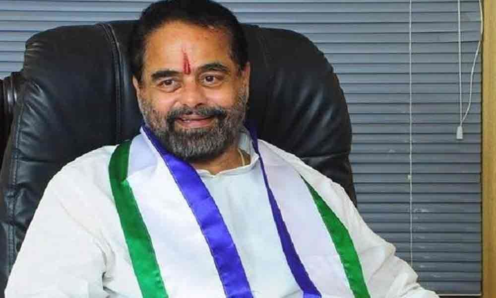 Tammineni Sitaram fourth Speaker from Srikakulam