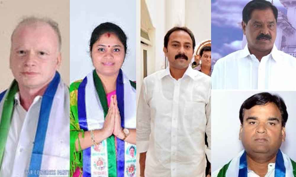 Andhra Pradesh: Know about the five deputy chief ministers in YS Jagan