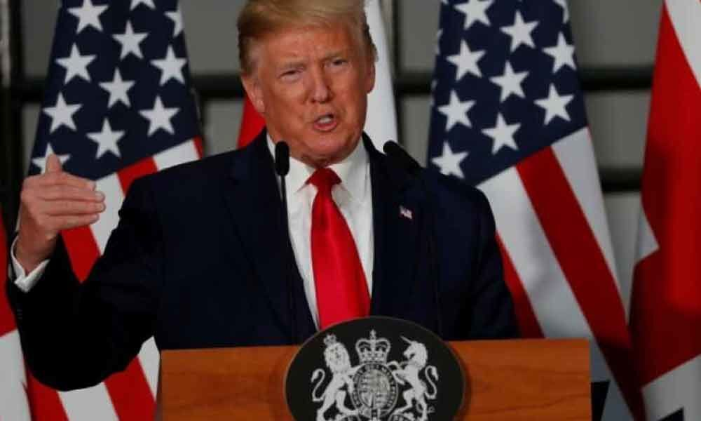 Trump is confident Mexico will enforce new immigration deal