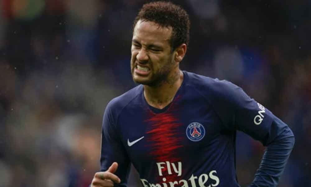 PSG expect Neymar to recover in four weeks