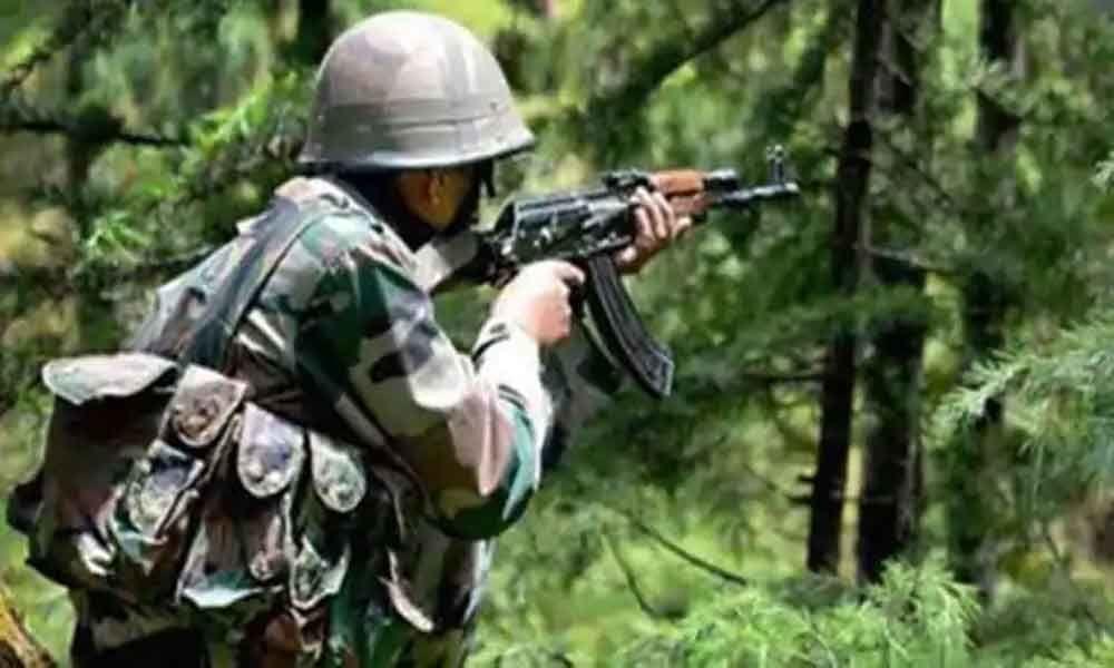 Terrorist hideout busted by Army in J&Ks Kishtwar