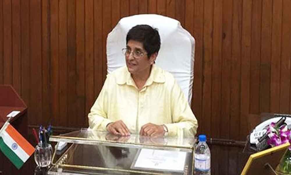 Kiran Bedi launches Mission Green Puducherry on 70th birthday