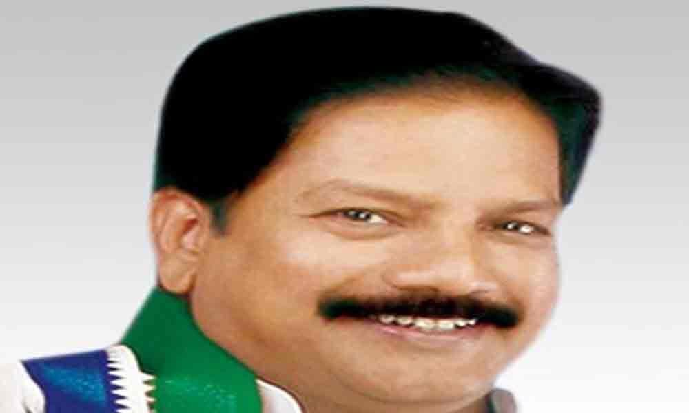 Kona Raghupathi to get Deputy Speaker
