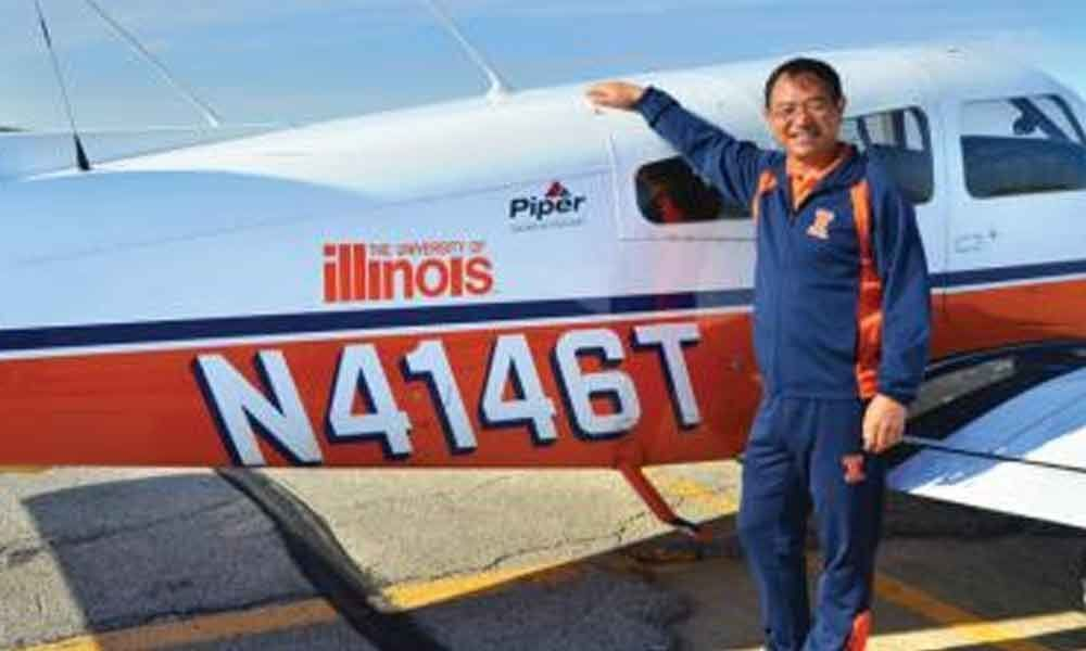 Around the world in 68 days: 57-year-old Chinese man completes second around-the-world trip