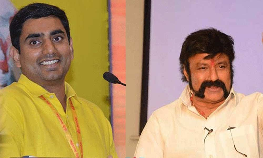 Nara Lokesh birthday wishes to Nandamuri Balakrishna
