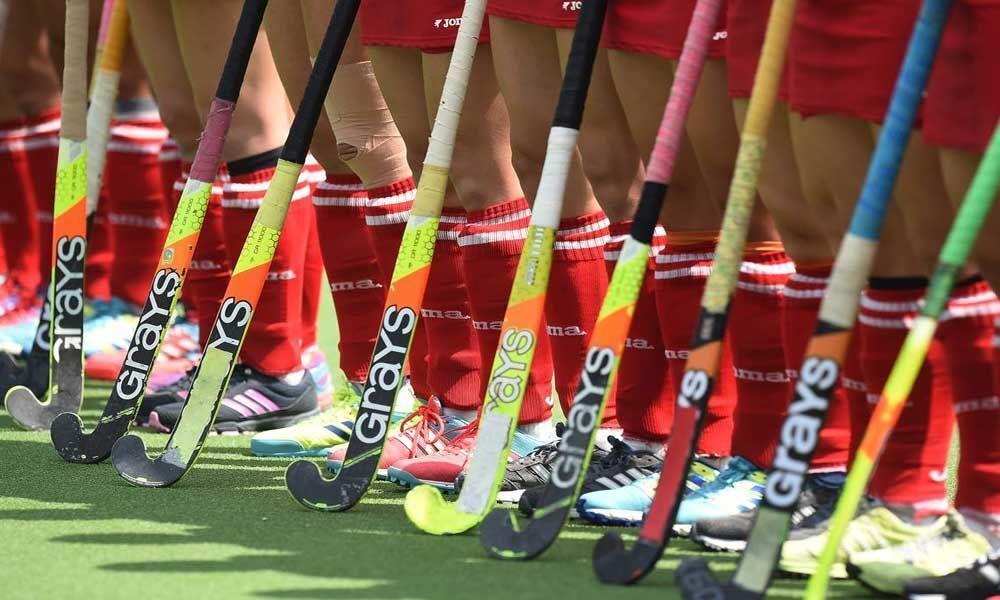 Indian Jr womens hockey team lose 1-4 to Belarus Sr team